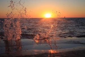 Grand Haven - Lake Michigan
