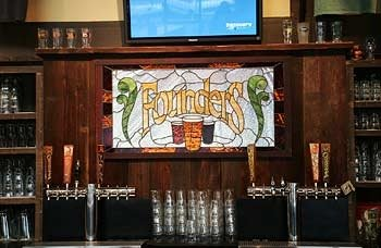 Founder's Brewery Tap (Photo from Facebook)