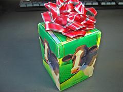 Big surprises come in big boxes!