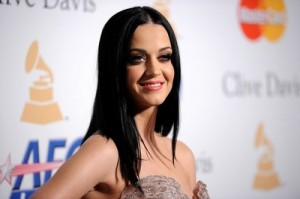 Katy Perry goes 3D in the summer release of The Smurfs!