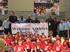 Strive to serve and volunteer for the 2011 Special Olympics Summer Games!