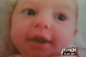 Baby Kate Phillips is missing in Ludington for a week!