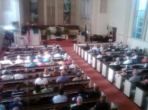 A Grand Rapids neighborhood starts to heal after mass murder