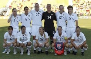 Celebs tweet about Women's World Cup Soccer Final