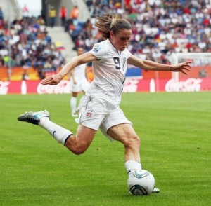 USA advances to semi-finals at the FIFA Women's World Cup 2011!