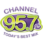 Channel 95.7 - Today's Best Mix W