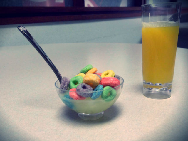 Fruit Loops Jello Shots