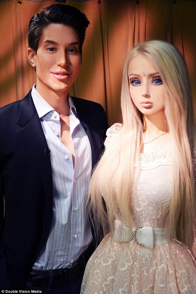real barbie ken meet