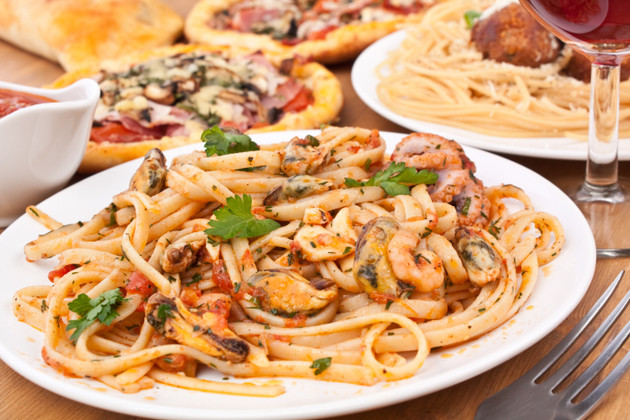 spaghetti vongole