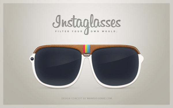 instagram glasses