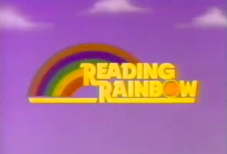 reading rainbow
