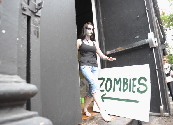 Zombies welcome