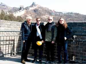 Eagles-at-Great-Wall