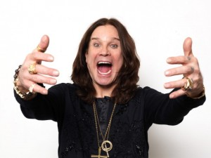 Ozzy Osbourne - Portrait Session