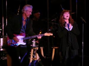 Pat Benatar And Neil Giraldo In Concert