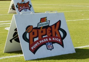 NFL Pro Bowl - Special Olympics Football Challenge - February 8, 2006