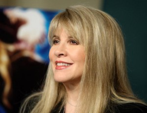 "Stevie Nicks Promotes ""Live In Chicago"" & ""The Soundstage Sessions"""