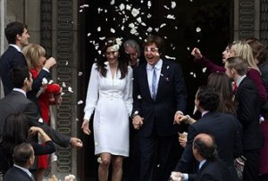 Sir Paul Wedding
