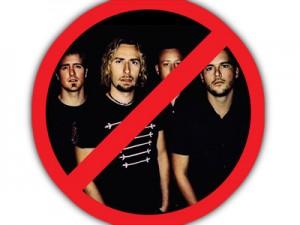 No Nickelback