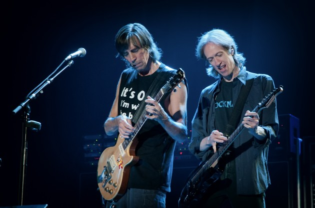 Tom Scholz and Gary Pihl band BOSTON