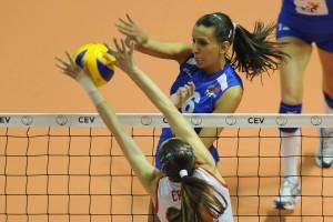 Women's Volleyball European Championship - Serbia v Turkey