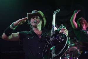 Ted Nugent In Concert At The House Of Blues
