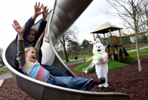 Kew Launch Their New Treehouse Towers Play Area With An Easter Egg Hunt