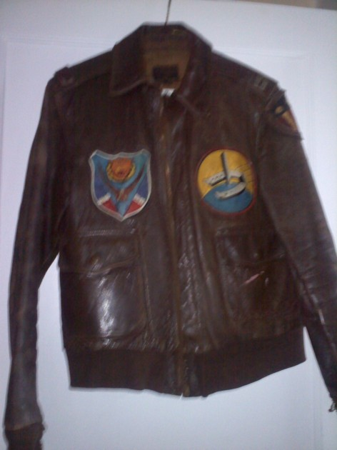 Doc's Dad's WWII Jacket