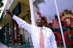 Rodney King Signs Copies Of His New Memoir