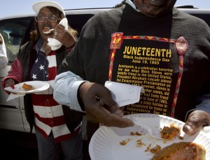 Juneteenth Celebration Marks Emancipation From Slavery