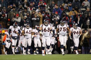 Divisional Playoffs - Denver Broncos v New England Patriots