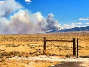 Fire photo/Doc Shutts