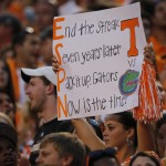 University of Tennesse students.