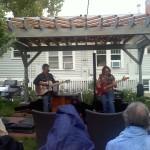 Jeff Finlin & Amy Geiske