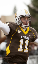 Quarterback Colby Kirkegaard