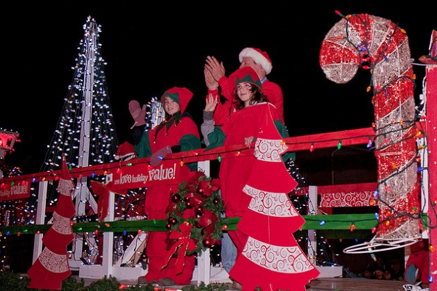 Casper Downtown Christmas Parade