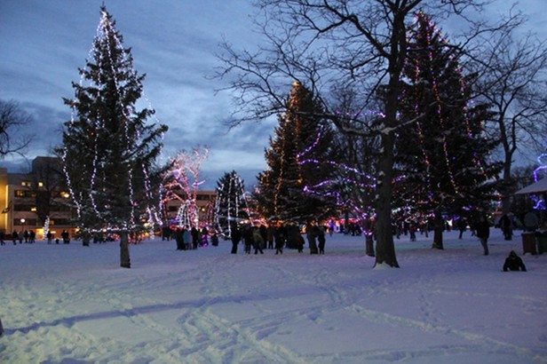 Holiday Square at Conwell Park