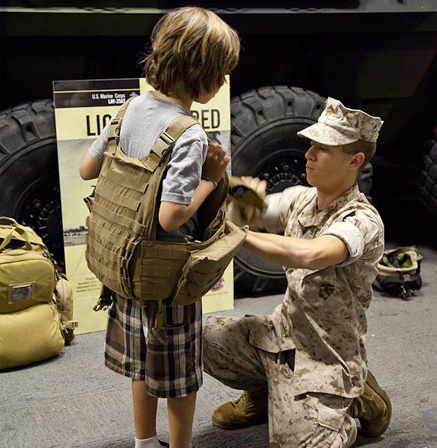 Should Kids Wear Body Armor to School?