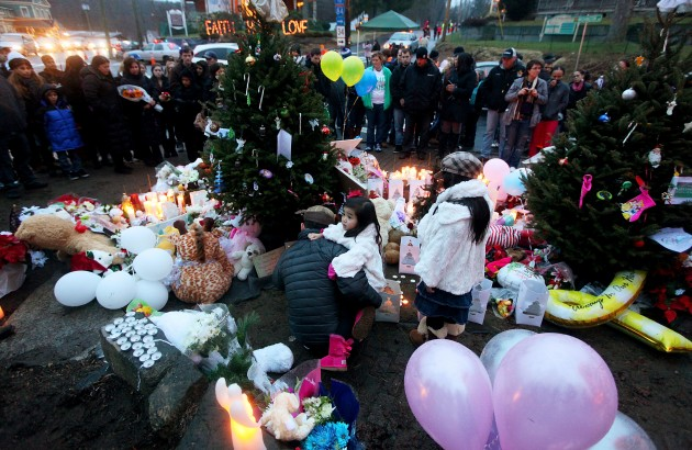 Connecticut Copes with Tragedy