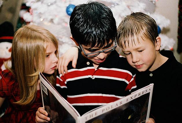 Dylan, Daniel, Julianna