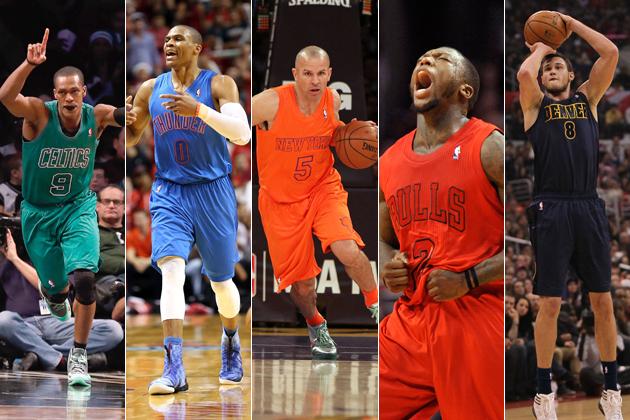 NBA Christmas uniforms