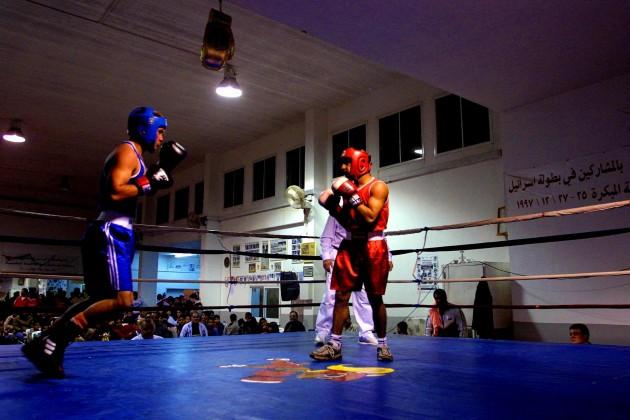 Amateur Boxers - Quique Kierszenbaum/Getty Images