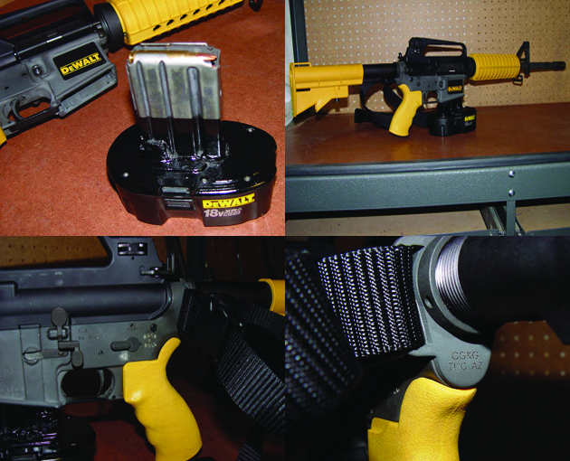 DeWalt M-16 Pics