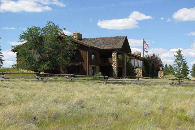 Most Expensive House in Wyoming