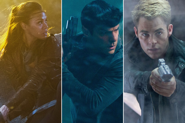 Star Trek Into Darkness pics