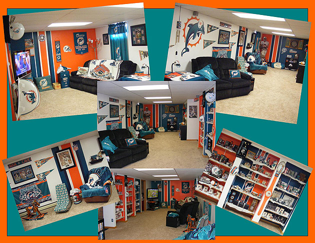 Dolphins Room - Winning Photo