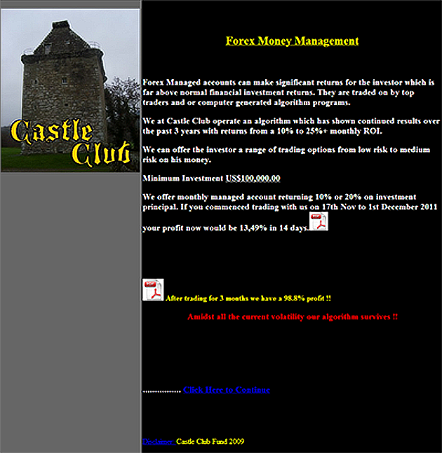 Old Website