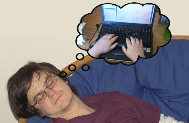 Work While Sleeping