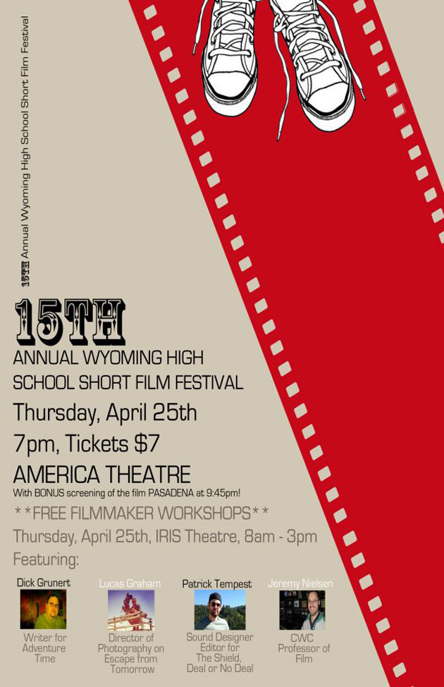 15th Annual Wyoming High School Short Film Festival