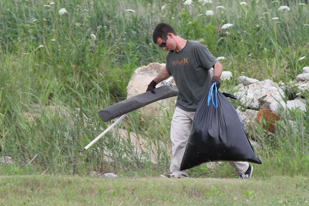 Platte River Clean-Up